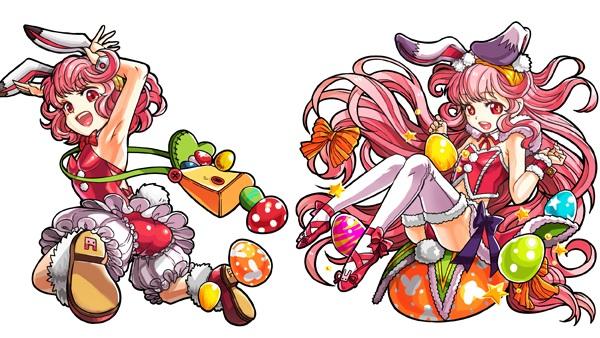 ロリポップと兎姫ロリポップ ロリポップをゲットしろ! 現在発売中のファミ通APP-No013-A
