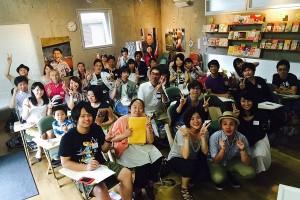 """トークライブ""""第二回楽しいおとな""""やります。ゲストは神崎桃子さん、みくあゆみさん"""