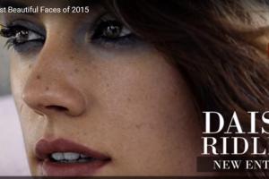 世界で最も美しい顔93位デイジー・リドリー│The 100 Most Beautiful Faces of 2015