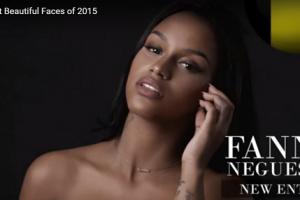 世界で最も美しい顔98位はファニーニゲ-シャ(fanny.neguesha)│The 100 Most Beautiful Faces of 2015