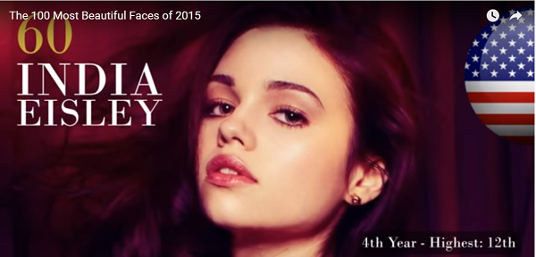 60india elsleythe 100 60india elsleythe 100 most beautiful faces of 2015 voltagebd Gallery