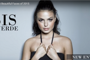 世界で最も美しい顔82位isis valverde│The 100 Most Beautiful Faces of 2015