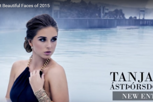 世界で最も美しい顔85位tanja yr The 100 Most Beautiful Faces of 2015