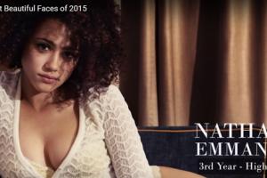世界で最も美しい顔29位はワイルドスピードにも出てたナタリー・エマニュエル│The 100 Most Beautiful Faces of 2015
