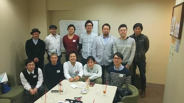 第一回双子パパの会in渋谷にて取材してきました【パパコミニュティ入りたい人募集中】