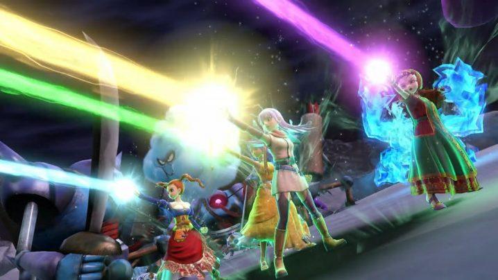 【ドラゴンクエストヒーローズ2】ミナデイン覚え方と威力【いかずちの極意】【イーリム雪原】
