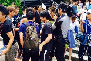 【ポケモンGO】レアポケモンは出現しなかったけど、佐藤健が京都産業大学に出現する