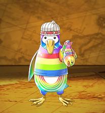 ワンピーストレクル虹盗人ペンギン