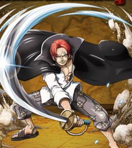ワンピーストレクル★5赤髪のシャンクス