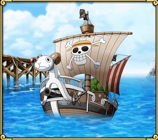 ワンピーストレクル船ゴーイング・メリー号