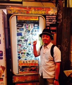 【大人のガチャ】かみじょー、中野で1000円ガチャ回してきた【当たり】【ハズレ】