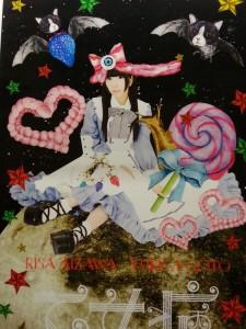 【でんぱ組】相沢梨紗とハロウインイベント開催中の横浜中華街の喫茶【乙女病】へ行ってきた