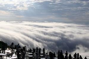 大学生が夏休みに行きたいオススメ日本の絶景│北海道の雲海テラス