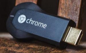 Chromecastでスマホ動画をテレビで見る方法