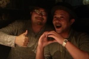 東京にて落合さんを囲むオフ会をしてきました