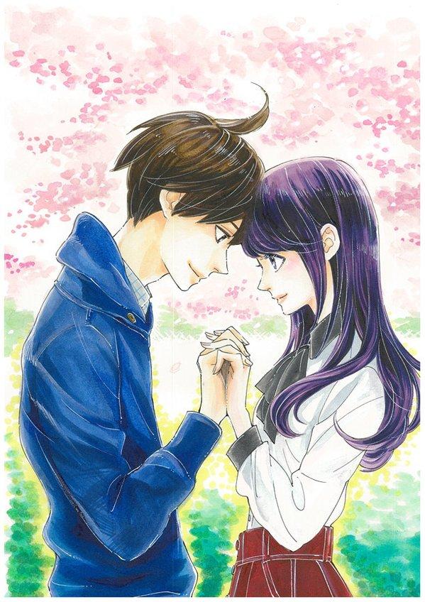 No.1心を打つ漫画家大谷紀子さんWEB新連載始まる「ぼくは明日、昨日のきみとデートする」