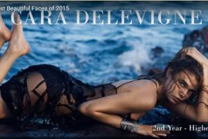 世界で最も美しい顔47位カーラ・デルヴィーニュcara delevigne│The 100 Most Beautiful Faces of 2015