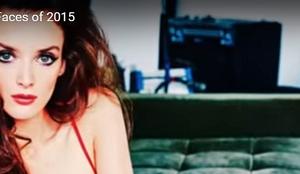 世界で最も美しい顔69位シャルロット・ルボンcharlotte lebon│The 100 Most Beautiful Faces of 2015