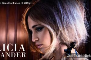 世界で最も美しい顔27位アリシア・ヴィキャンデルalicia vikander│The 100 Most Beautiful Faces of 2015