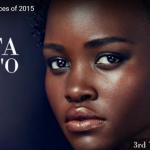 世界で最も美しい顔11位ルピタ・ニョンゴlupitanyong'o│The 100 Most Beautiful Faces of 2015