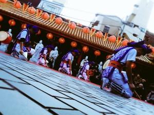 首里城内で週4回!沖縄伝統舞踊でメンソーレ♪