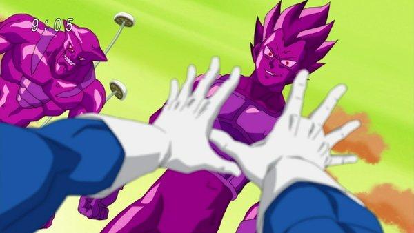 【ドラゴンボール超ネタバレ】45話ネタバレ複製ベジータの脅威と超人水の正体【超ゴテンクス】