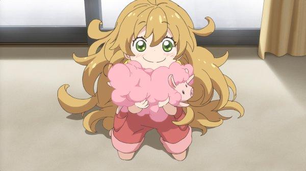 【2016夏アニメ】甘々と稲妻ネタバレ 犬塚家とつむぎちゃんかわいい