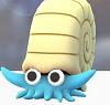 【ポケモンGO図鑑】オムナイトのタイプCP進化素材【超レアポケモン】【使える?】