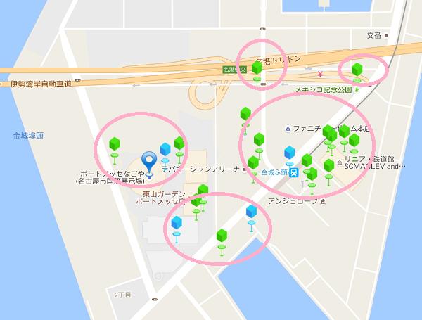 愛知 ポケモン の 巣