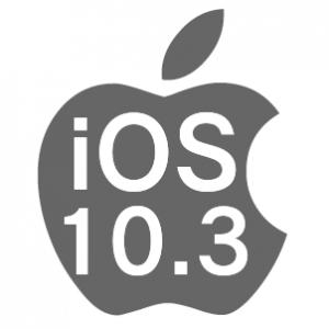 iOS10.3にアップデートしてみました 問題点や注意点など体験レビュー