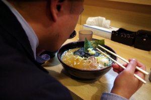 京都の名ラーメン屋紫蔵に1時間半並んで食べてきました|行列食レポ