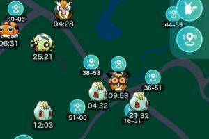 ポケモンGO|ピゴサ(P-GO SEACH)の次は1秒マップ
